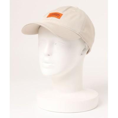 LB/S / 【UNIVERSALOVERALL/ユニバーサルオーバーオール】TCツイルロゴキャップ ワンポイントロゴ MEN 帽子 > キャップ