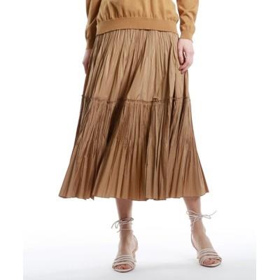 EPOCA THE SHOP / マイクロタフタスカート WOMEN スカート > スカート