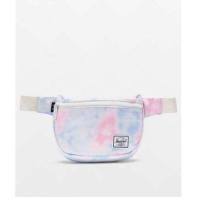 ハーシェル サプライ HERSCHEL SUPPLY レディース ボディバッグ・ウエストポーチ バッグ co. fifteen blurry tie dye fanny pack Assorted