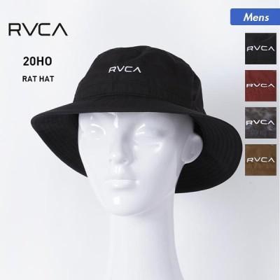 RVCA/ルーカ メンズ ハット ぼうし 帽子 バケットハット ロゴ BA042-947