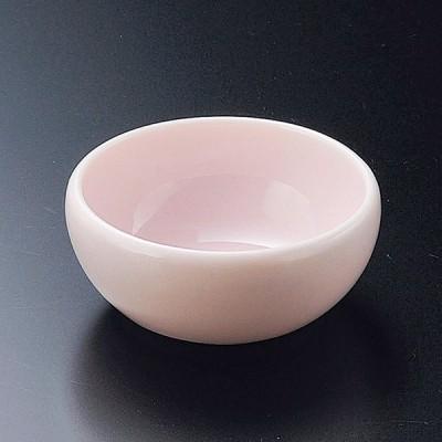 和食器 小さなピンク 丸 小鉢 小皿 豆皿 7×3.2cm うつわ 陶器 おしゃれ おうち