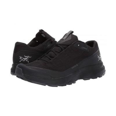 Arc'teryx アークテリクス メンズ 男性用 シューズ 靴 ブーツ ハイキング トレッキング Aerios FL GTX - Black/Pilot