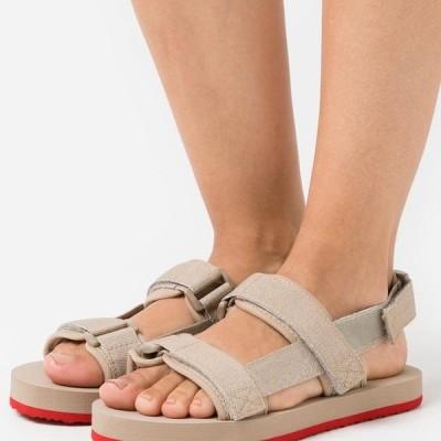 ヴェロモーダ レディース サンダル VMTELNA - Sandals - nude