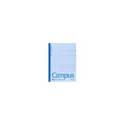 コクヨ キャンパスノート ブルー セミB5 A罫 30枚 コクヨ 4901480091792