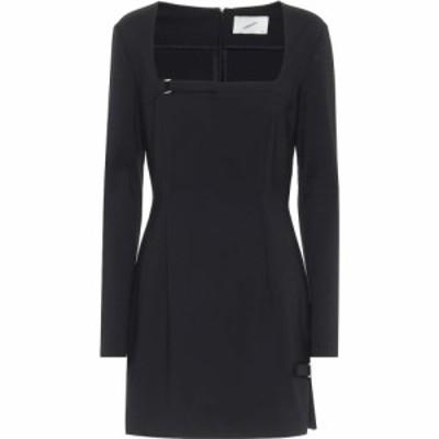 コぺルニ Coperni レディース ワンピース ワンピース・ドレス Explorer Cotton-Blend Minidress Black