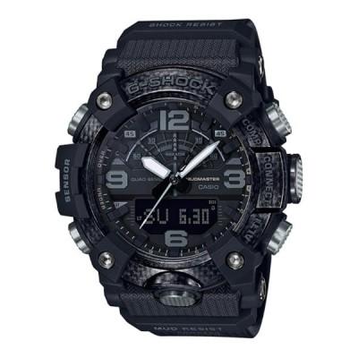 G-SHOCK Gショック ジーショック マッドマスター Black Out カシオ CASIO アナデジ 腕時計 オールブラック GG-B100-1BJF 国内正規モデル