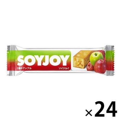 SOYJOY(ソイジョイ) 2種のアップル 24本 大塚製薬 栄養補助食品