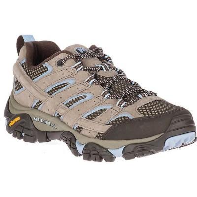 メレル シューズ レディース ハイキング Merrell Women's MOAB 2 Vent Shoe Brindle