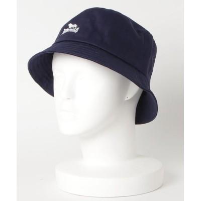 JUGLANS / LD  LOGO BUCKET HAT MEN 帽子 > ハット