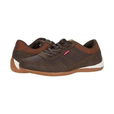 Levi's(R) Shoes リーバイス メンズ 男性用 シューズ 靴 スニーカー 運動靴 Rio 3 Tumbled Wax - Brown/Tan