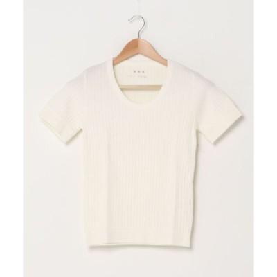 tシャツ Tシャツ Bouncy rib s/s jessica