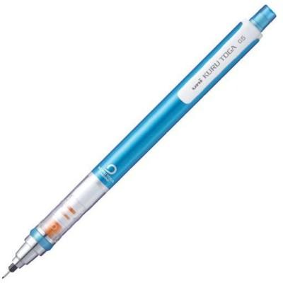 三菱鉛筆 回転シャープペンシル クルトガ 青