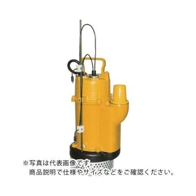 桜川 静電容量式自動水中ポンプ UOX形 200V 60HZ ( UOX-40KBT 60HZ ) (株)桜川ポンプ製作所