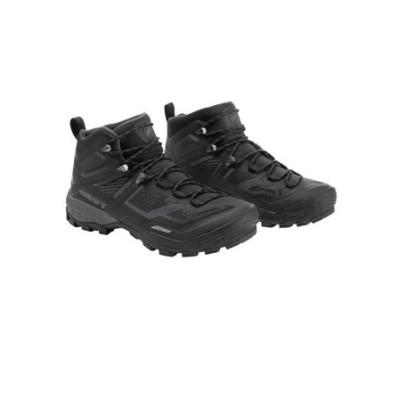 マムート(MAMMUT)トレッキングシューズ ハイカット 登山靴 Ducan Mid ゴアテックス 3030-03540-00288
