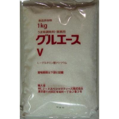 MCフードスペシャリティーズ グルエースV 1kg 食品添加物 業務用