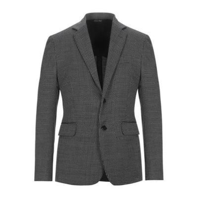 STEFANO CALMONTE テーラードジャケット  メンズファッション  ジャケット  テーラード、ブレザー ブラック