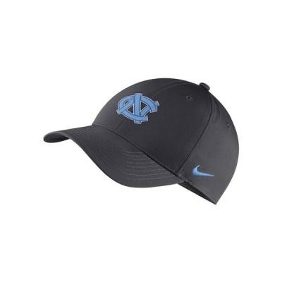 ナイキ 帽子 アクセサリー レディース North Carolina Tar Heels Dri-Fit Adjustable Cap Anthracite