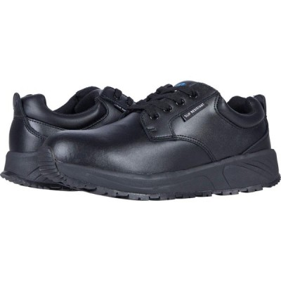 ノーチラス Nautilus レディース ローファー・オックスフォード シューズ・靴 Skidbuster Oxford Slip-Resistant Soft Toe EH - 5062 Black