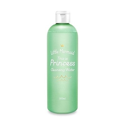 Beauty Recipe Little Mermaid This Is Princess Cleansing Water 500ml