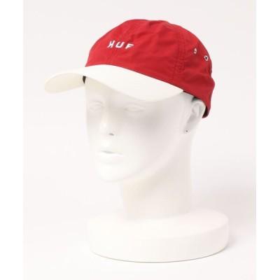 OVERRIDE / 【HUF】STAND CONTRAST / 【ハフ】スタンド コントラスト オーバーライド MEN 帽子 > キャップ