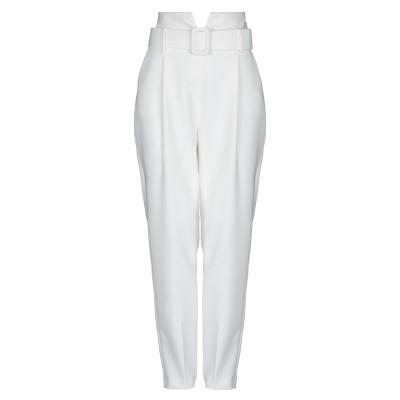 インペリアル IMPERIAL パンツ ホワイト M ポリエステル 89% / ポリウレタン 11% パンツ
