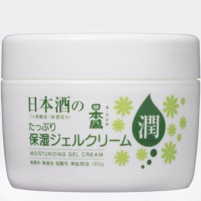 日本盛 日本酒の潤 保湿ジェルクリーム