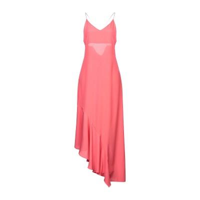 スーベニア SOUVENIR ロングワンピース&ドレス コーラル S ポリエステル 100% ロングワンピース&ドレス