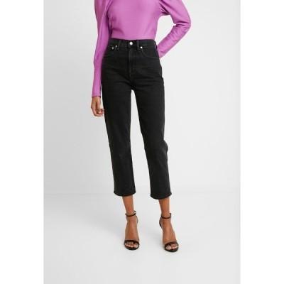 メイドウェル デニムパンツ レディース ボトムス CLASSIC IN - Straight leg jeans - lunar wash