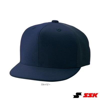 エスエスケイ 野球アクセサリ・小物  審判帽子/六方半メッシュタイプ(BSC45)