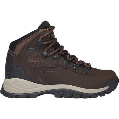 コロンビア Columbia レディース ハイキング・登山 ブーツ シューズ・靴 Newton Ridge Plus Hiking Boot Cordovan/Crown Jewel