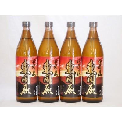 本格芋焼酎 東国原 25度 神楽酒造(鹿児島県)900ml×10本