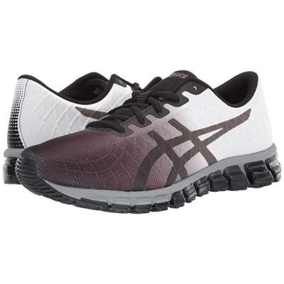 アシックス GEL-Quantum 180 4 メンズ スニーカー 靴 シューズ Black/Dark Grey