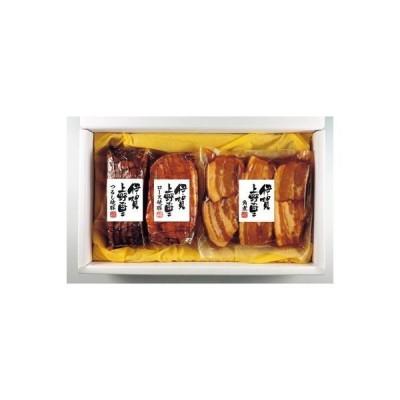 伊賀上野の里つるし焼豚&角煮詰合せ SAG-35 349961 1セット サンショク(直送品)