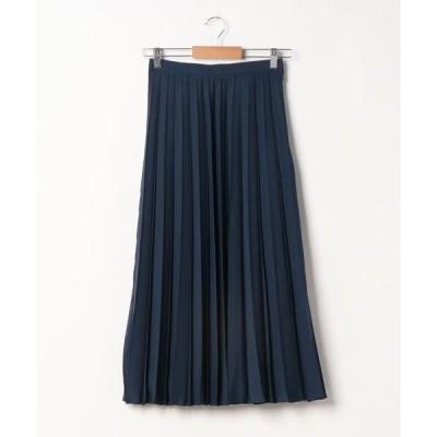 スカート ソモウチョウプリーツスカート
