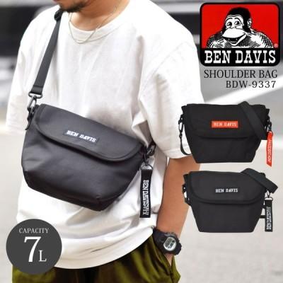 ショルダーバッグ レディース 大容量 BEN DAVIS ベン デイビス ミニショルダーバッグ メンズ 7L 斜めがけ マザーズバッグ