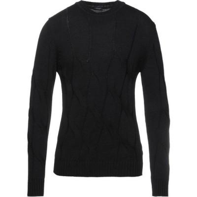 ヨーン YOON メンズ ニット・セーター トップス sweater Black