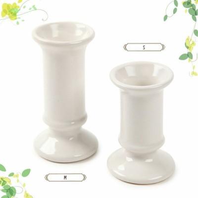 仏花用スタンド 白 花瓶(Sサイズ)仏花器
