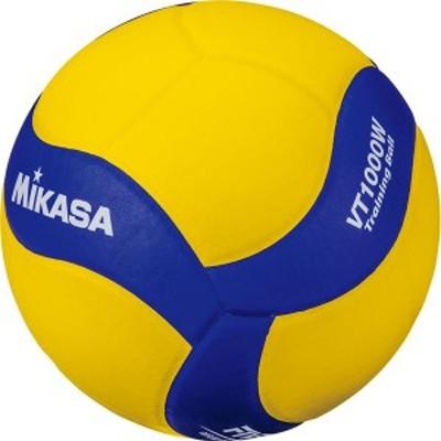 MIKASA(ミカサ)バレーボール トレーニングボール5号球 1000g VT1000W スポーツ レジャー スポーツ用品 スポーツウェア バレーボール用