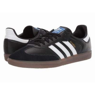 (取寄)アディダス オリジナルス ユニセックス サンバOG adidas originals Unisex Samba OGCore Black/Footwear White/Gum 5