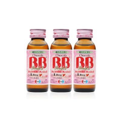 エーザイチョコラBBフレッシュII 1セット(50mL×3本入) エーザイ 栄養ドリンク