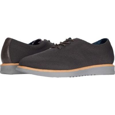 ベンシャーマン Ben Sherman メンズ シューズ・靴 ウイングチップ Nu Casual Wingtip Charcoal Knit