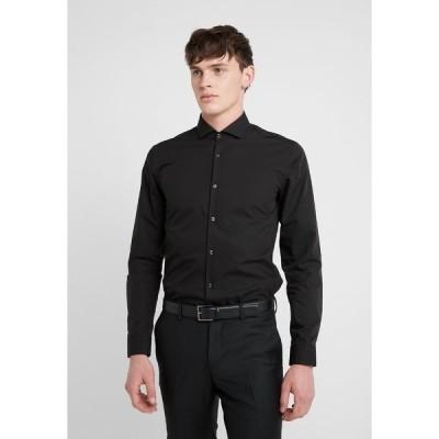 フューゴ シャツ メンズ トップス ERRIKO EXTRA SLIM FIT - Formal shirt - black