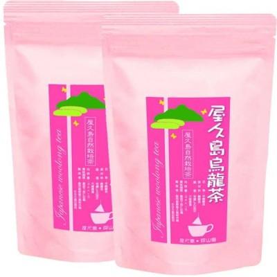 屋久島烏龍茶ティーバッグ 3gx15x2 /国産ウーロン茶