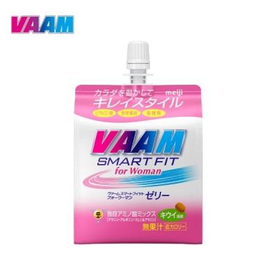 ヴァーム VAAM ヴァームスマートフィットフォーウーマンゼリー キウイ風味 180g【2650017】cat-supple