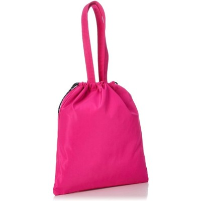 エックスガール CURSIVE LOGO 2WAY BAG 05193022 ピンク