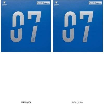 ヤマト卓球 TSP VJ>07REGULAR 020711 TOP種目別スポーツ卓球ラバー裏ソフト高弾性タイプ