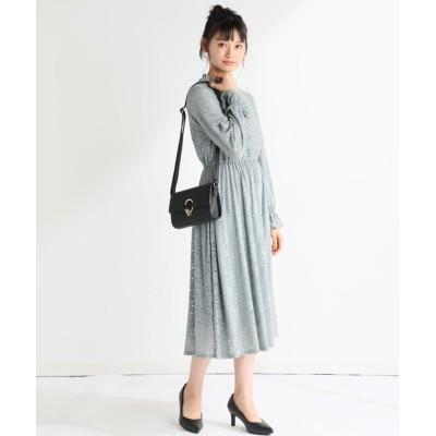 【ハニーズ】 レースワンピース レディース ミント LL Honeys