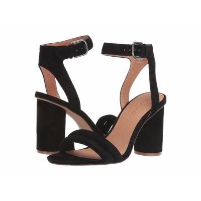 メイドウェル ヒール シューズ レディース The Rosalie High-Heel Sandal True Black