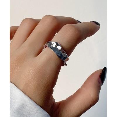 Fun & Daily / F&D : Rockwave Ring Silver925 WOMEN アクセサリー > リング