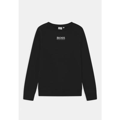 ボス キッズ ファッション Sweatshirt - black